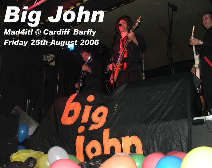 Click here for Big John @ myspace