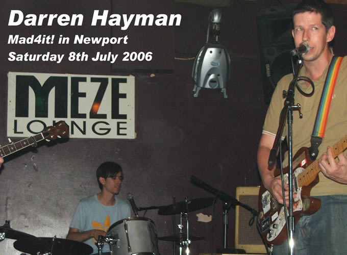 click here to visit Darren Hayman at Myspace