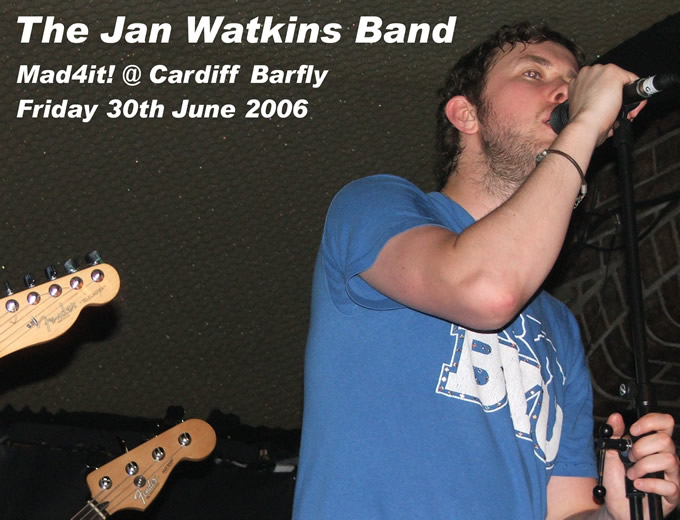 click here for The Jan Watkins Band on myspace