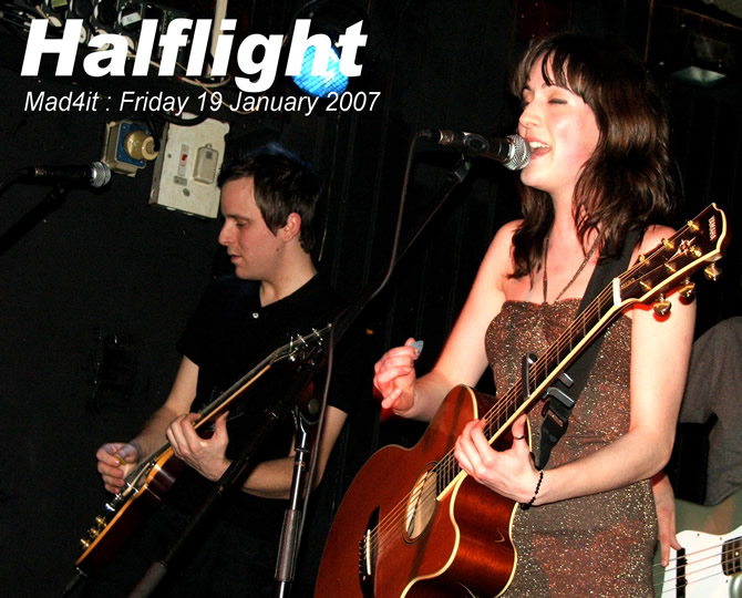 click here for Halflight @ myspace