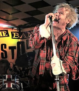 click here to visit The Sex Pistols Experience on-line